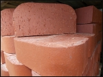 Ketley Class A Red Double Bullnose Brick